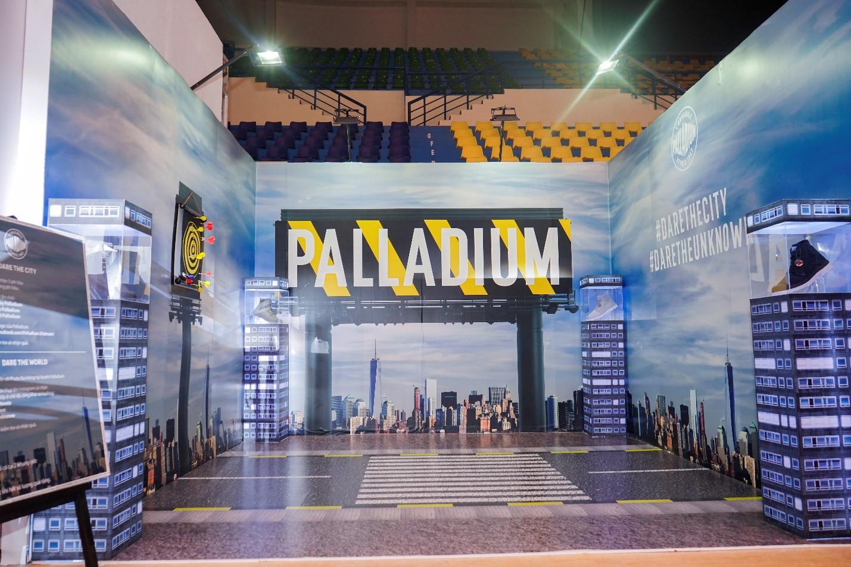 """Palladium đốt cháy sân chơi Sole Ex 2018 bằng thử thách """"Dare The City"""" và """"Dare The World"""" - Ảnh 2."""