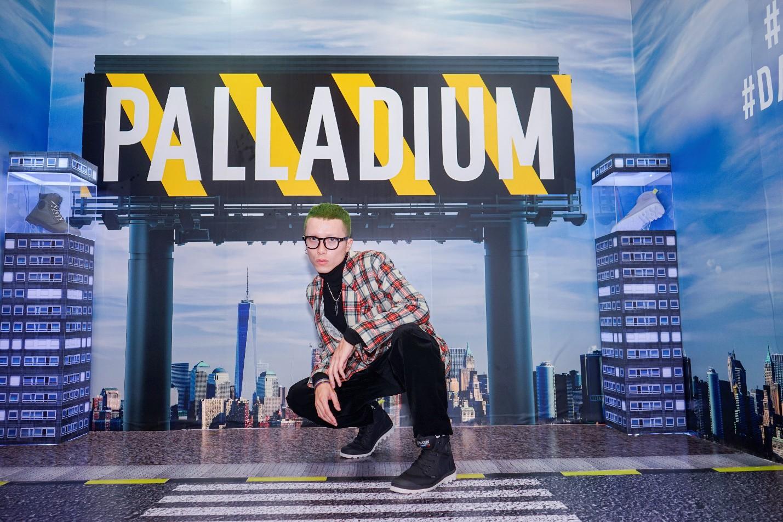 """Palladium đốt cháy sân chơi Sole Ex 2018 bằng thử thách """"Dare The City"""" và """"Dare The World"""" - Ảnh 5."""