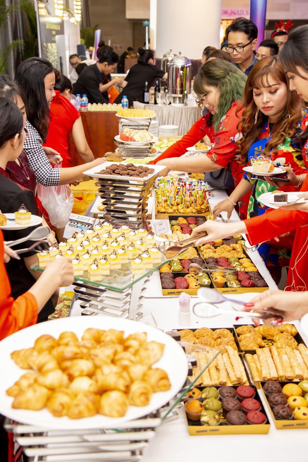 Giỗ Tổ Ngành Nail: Dịp xem – ăn – chơi mà anh chị em trong ngành không thể bỏ qua - Ảnh 9.