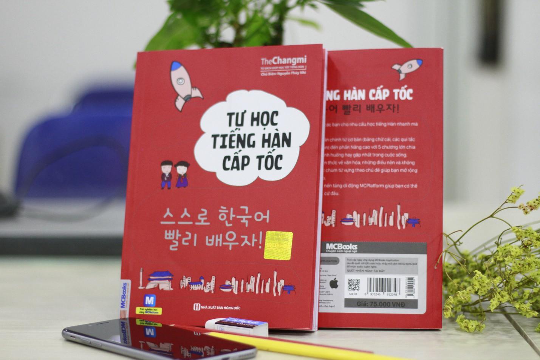 Cuốn sách giúp bạn tự học tiếng Hàn cấp tốc mà vẫn hiệu quả - Ảnh 1.