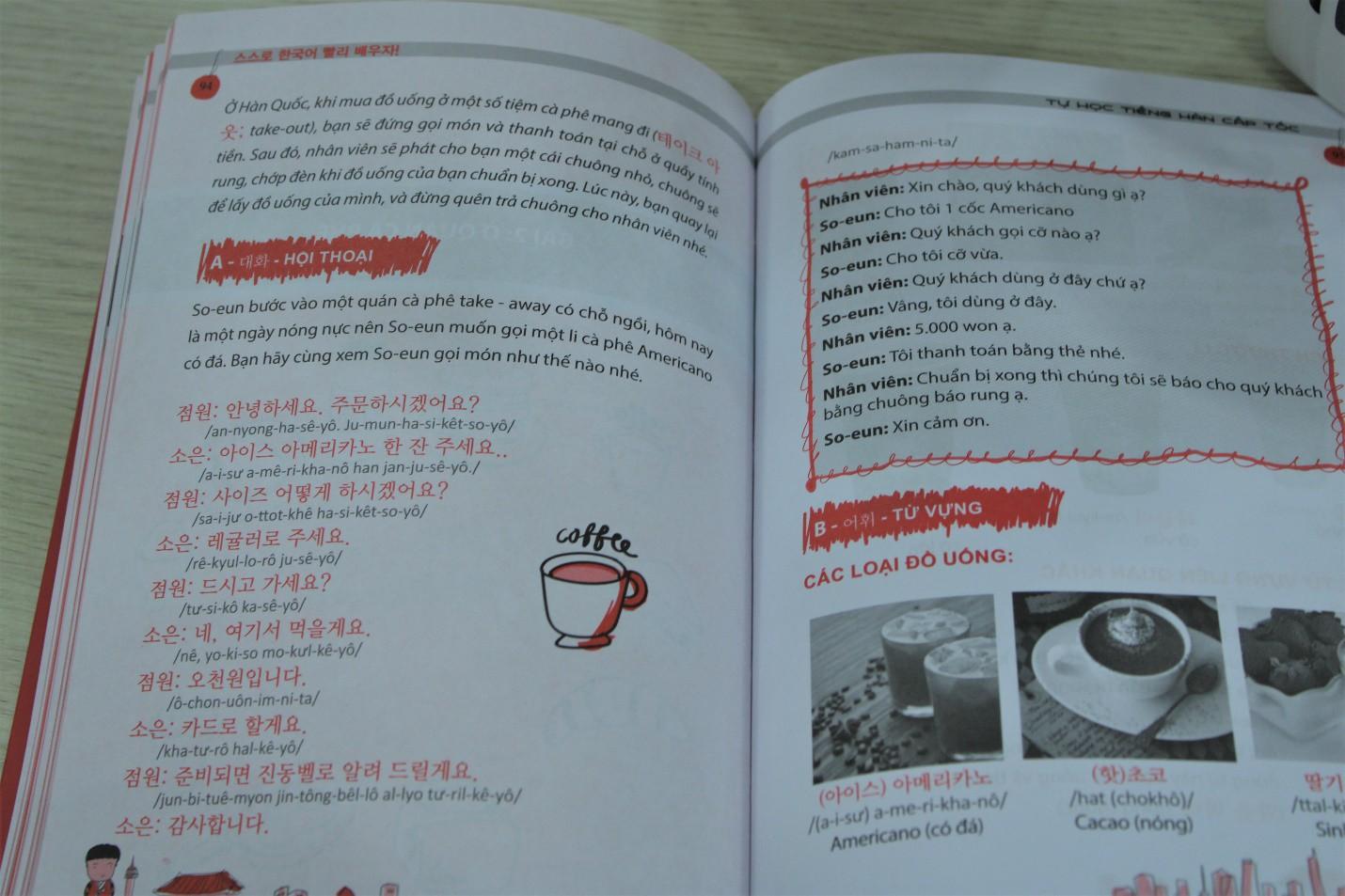 Cuốn sách giúp bạn tự học tiếng Hàn cấp tốc mà vẫn hiệu quả - Ảnh 4.