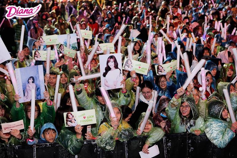 5 cái nhất khiến fans Việt choáng toàn tập với đại nhạc hội của Diana - Ảnh 7.