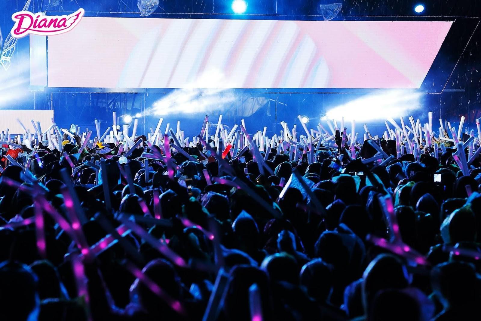 5 cái nhất khiến fans Việt choáng toàn tập với đại nhạc hội của Diana - Ảnh 8.