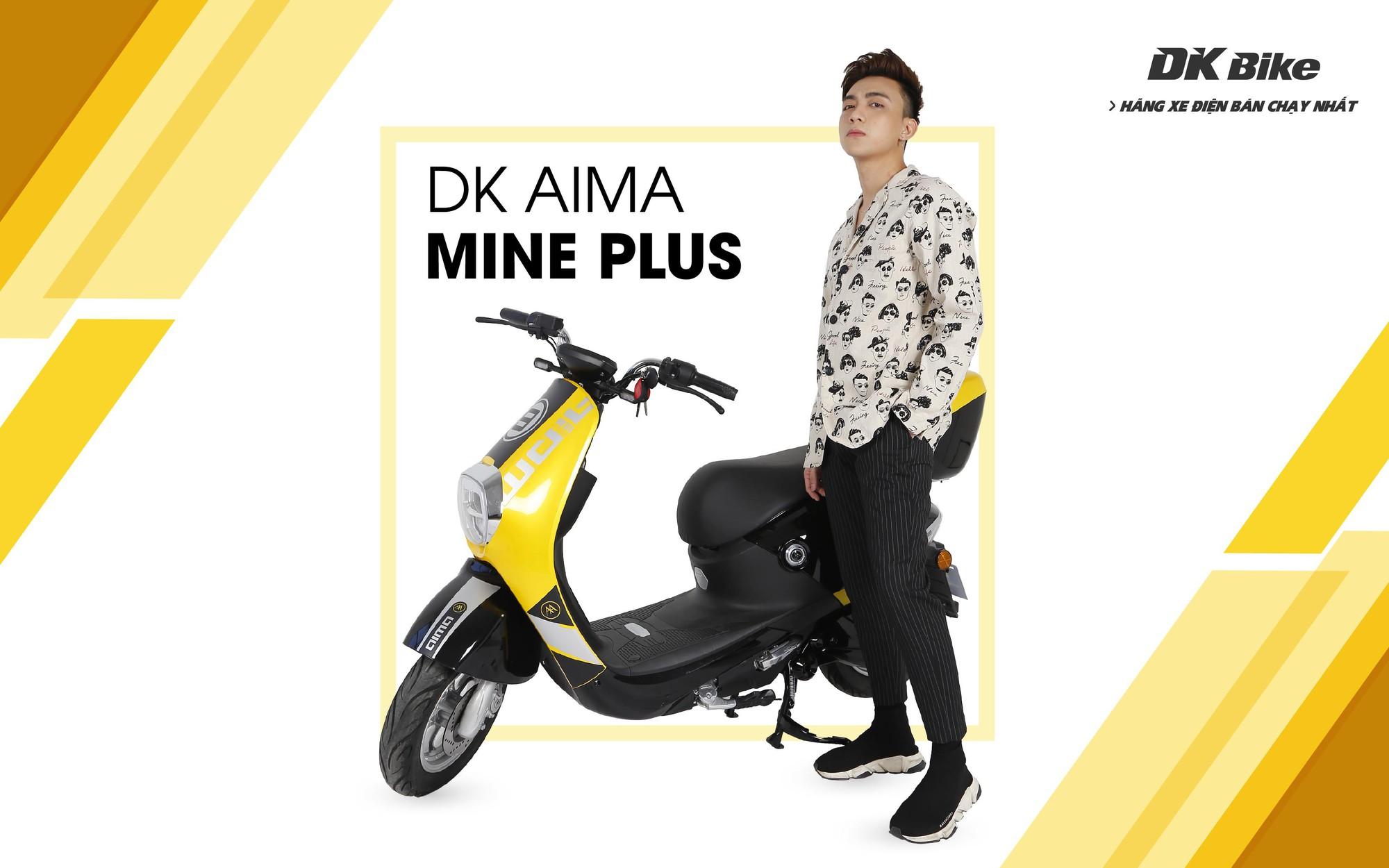 Các tính năng khiến fan điên đảo với mẫu xe nhập khẩu DK Aima Mine Plus - Ảnh 1.