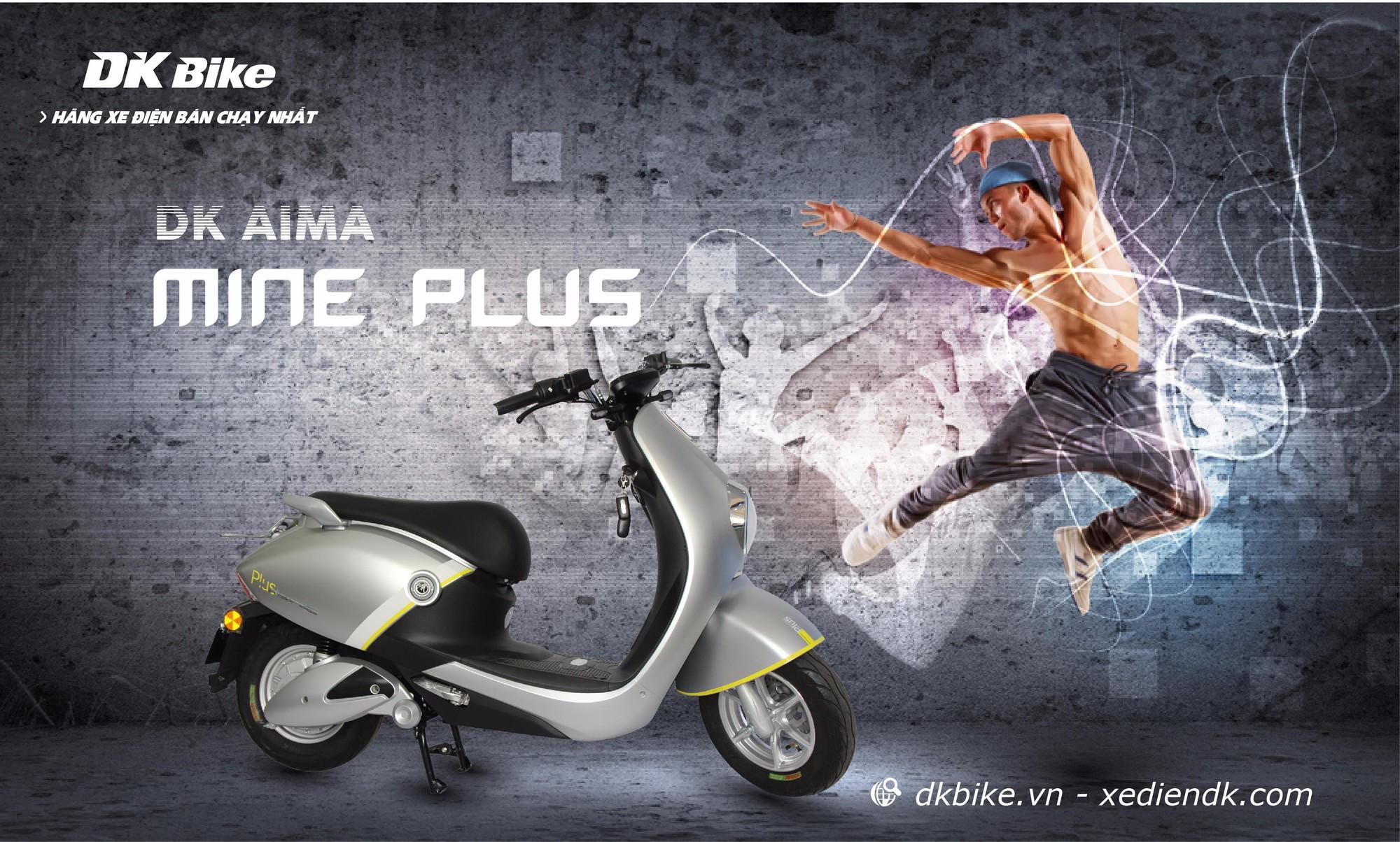 Các tính năng khiến fan điên đảo với mẫu xe nhập khẩu DK Aima Mine Plus - Ảnh 2.