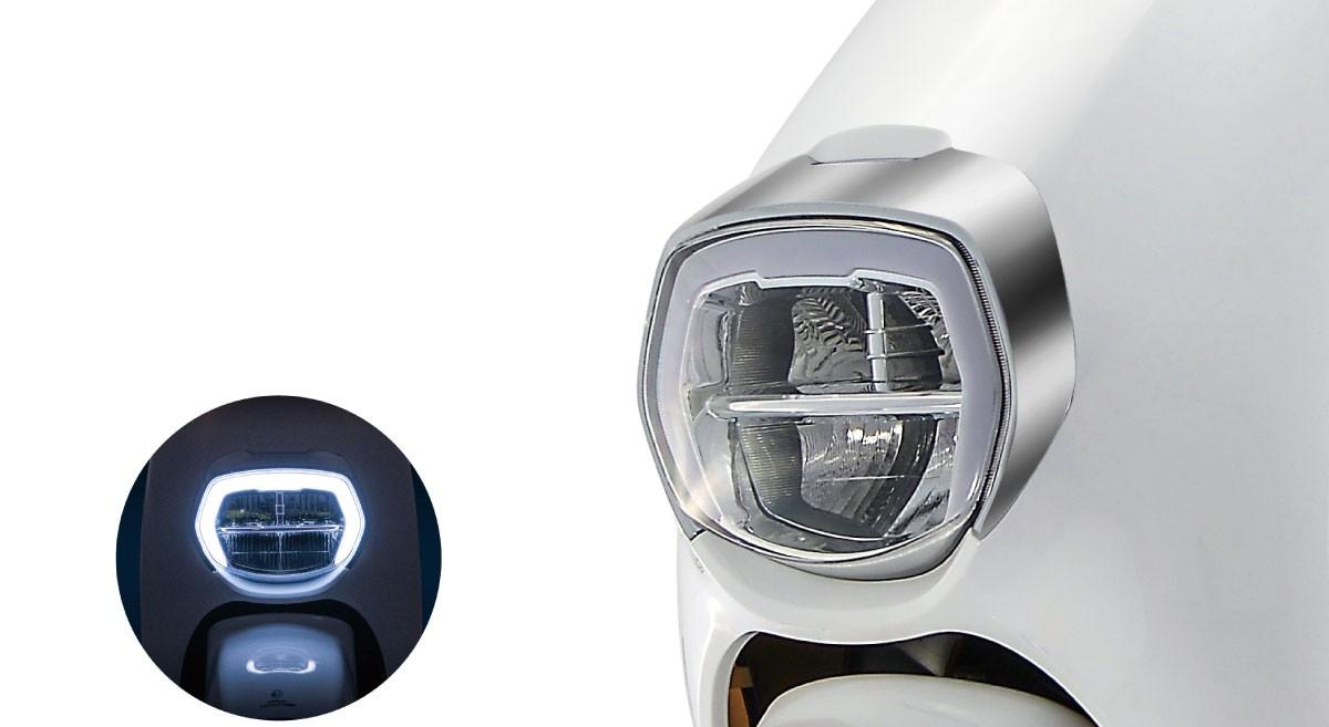 Các tính năng khiến fan điên đảo với mẫu xe nhập khẩu DK Aima Mine Plus - Ảnh 3.
