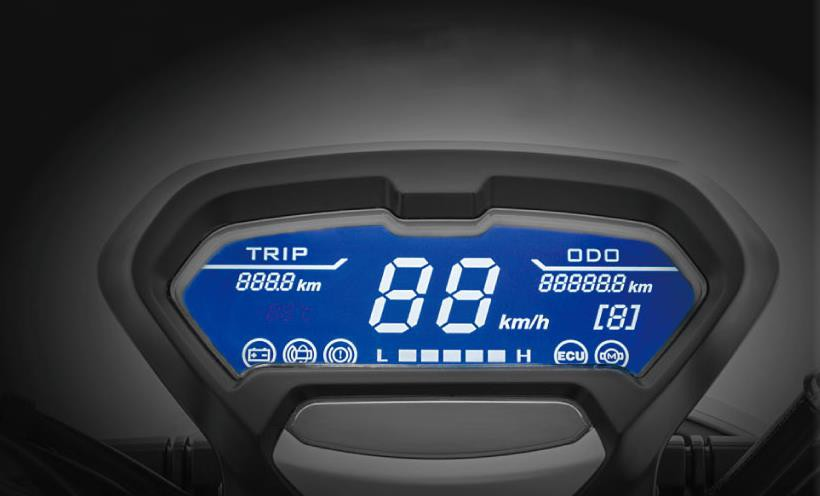 Các tính năng khiến fan điên đảo với mẫu xe nhập khẩu DK Aima Mine Plus - Ảnh 6.