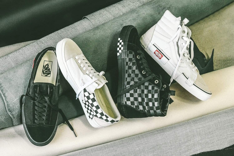 Vans tận dụng triệt để xu hướng Deconstructed tạo nên Cap Collection làm náo loạn cộng đồng Sneakerhead - Ảnh 1.