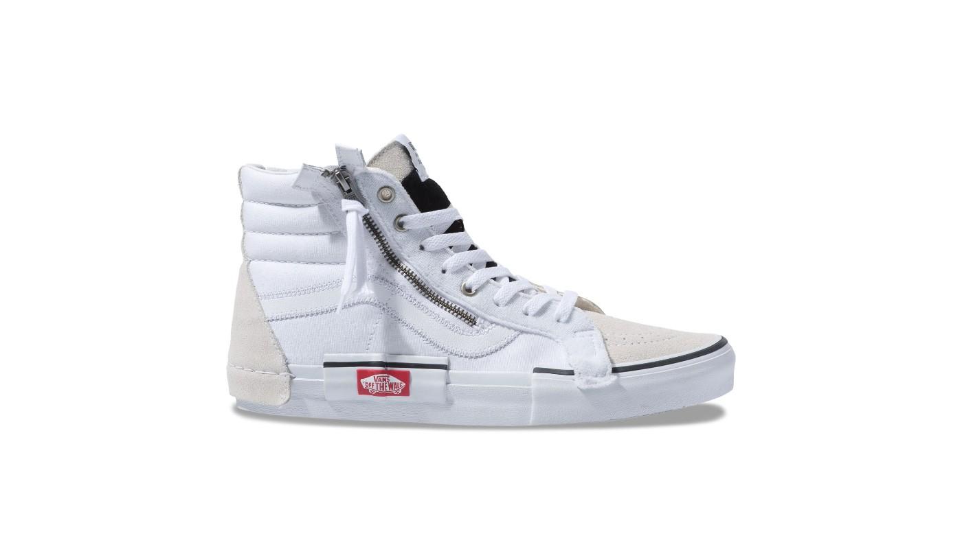 Vans tận dụng triệt để xu hướng Deconstructed tạo nên Cap Collection làm náo loạn cộng đồng Sneakerhead - Ảnh 4.