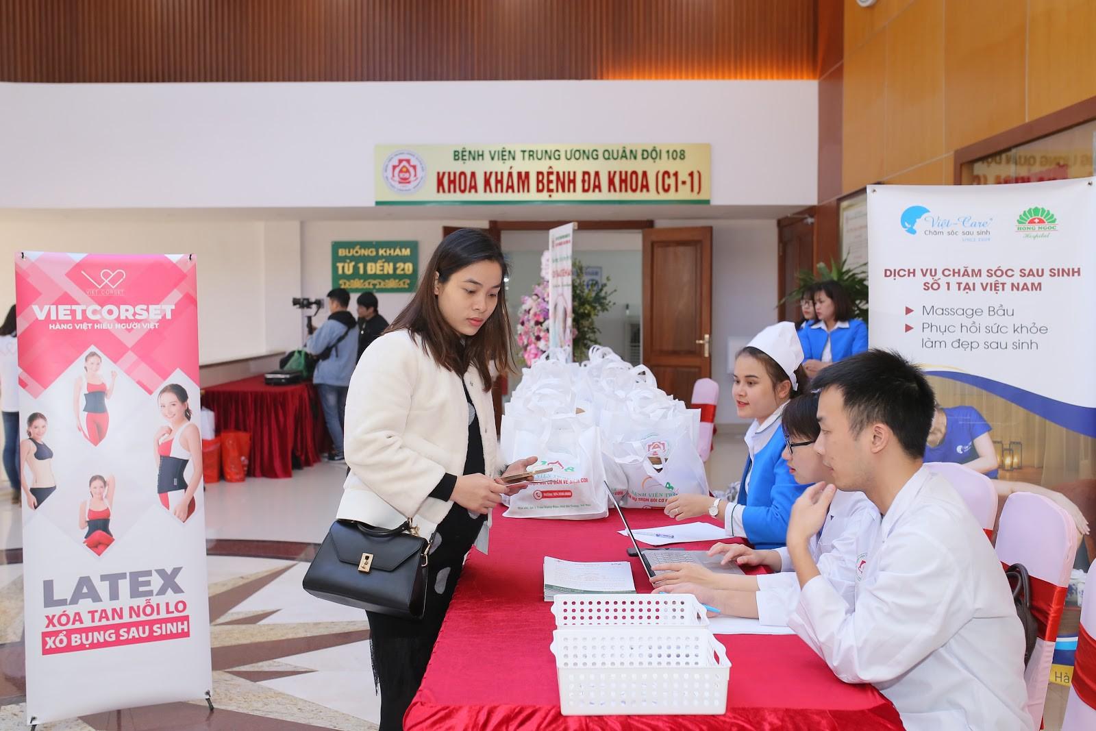 Latex giảm eo made in Việt Nam được giới thiệu hoành tráng tại hội nghị Bệnh viện TƯQĐ 108 - Ảnh 5.