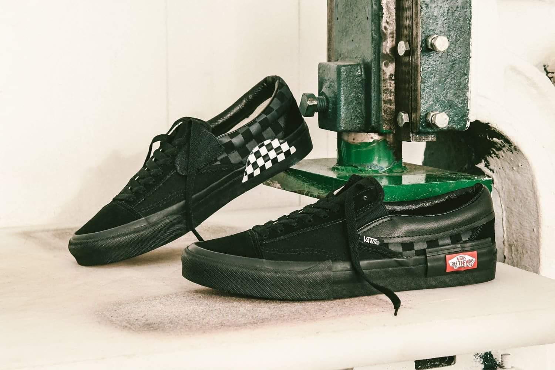 Vans tận dụng triệt để xu hướng Deconstructed tạo nên Cap Collection làm náo loạn cộng đồng Sneakerhead - Ảnh 6.