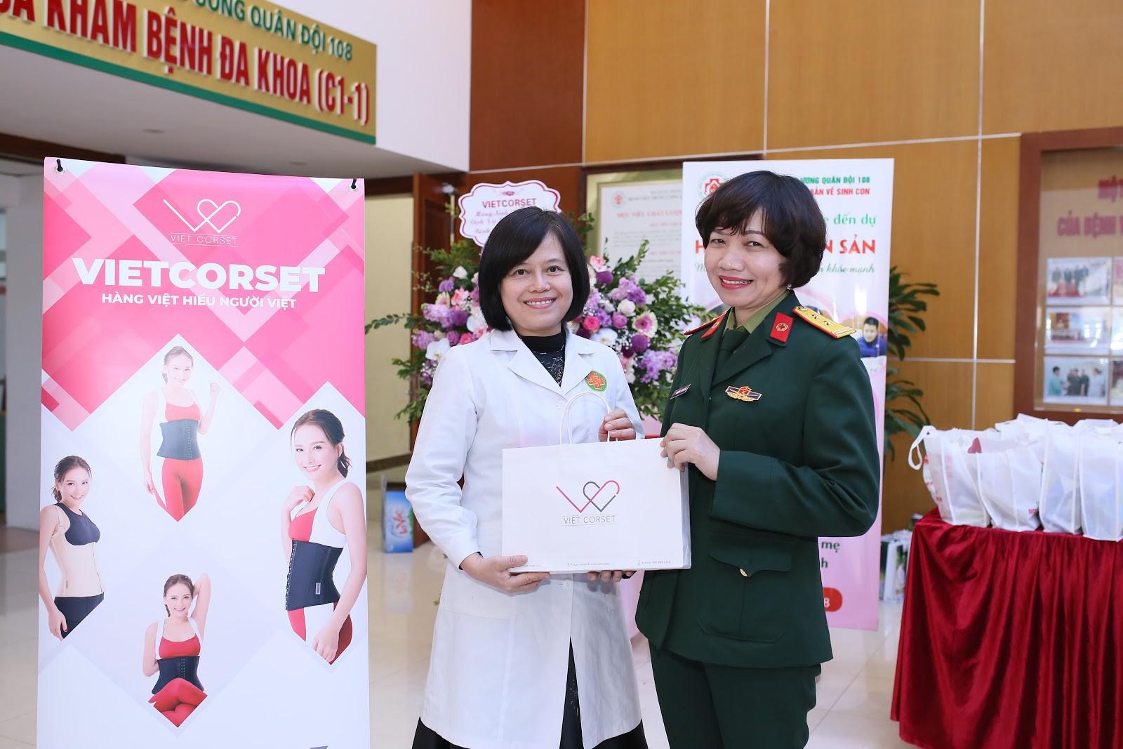 Latex giảm eo made in Việt Nam được giới thiệu hoành tráng tại hội nghị Bệnh viện TƯQĐ 108 - Ảnh 7.