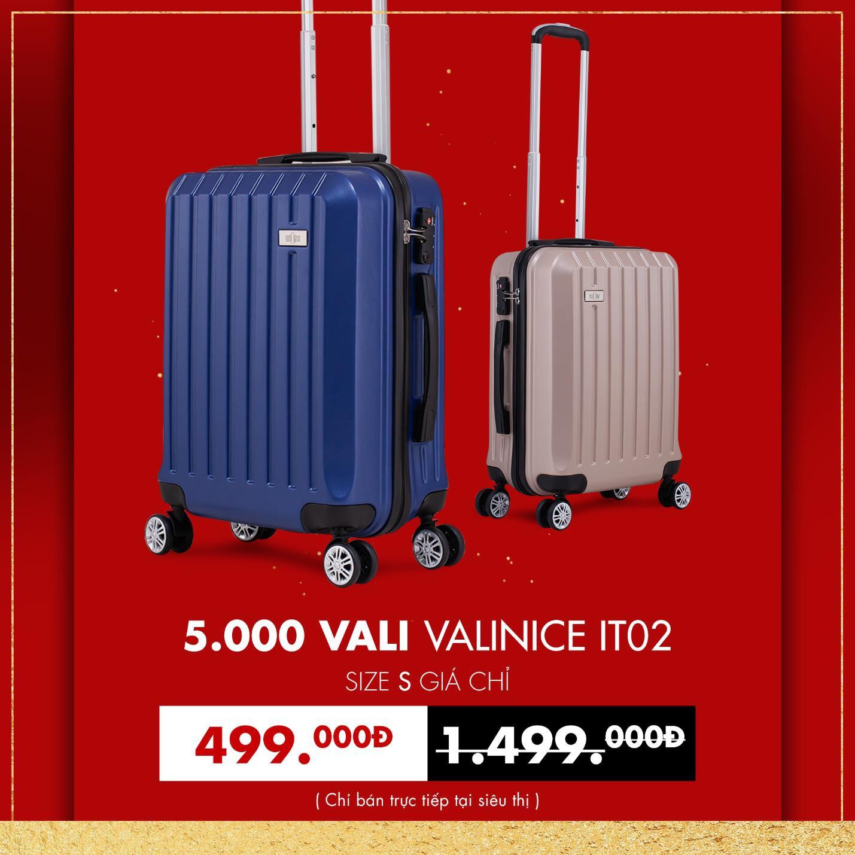 """Cuối năm cận kề, hốt ngay vali """"giá rẻ vô địch"""" – Chỉ từ 499K cho chuyến về quê ăn Tết thôi nào! - Ảnh 2."""