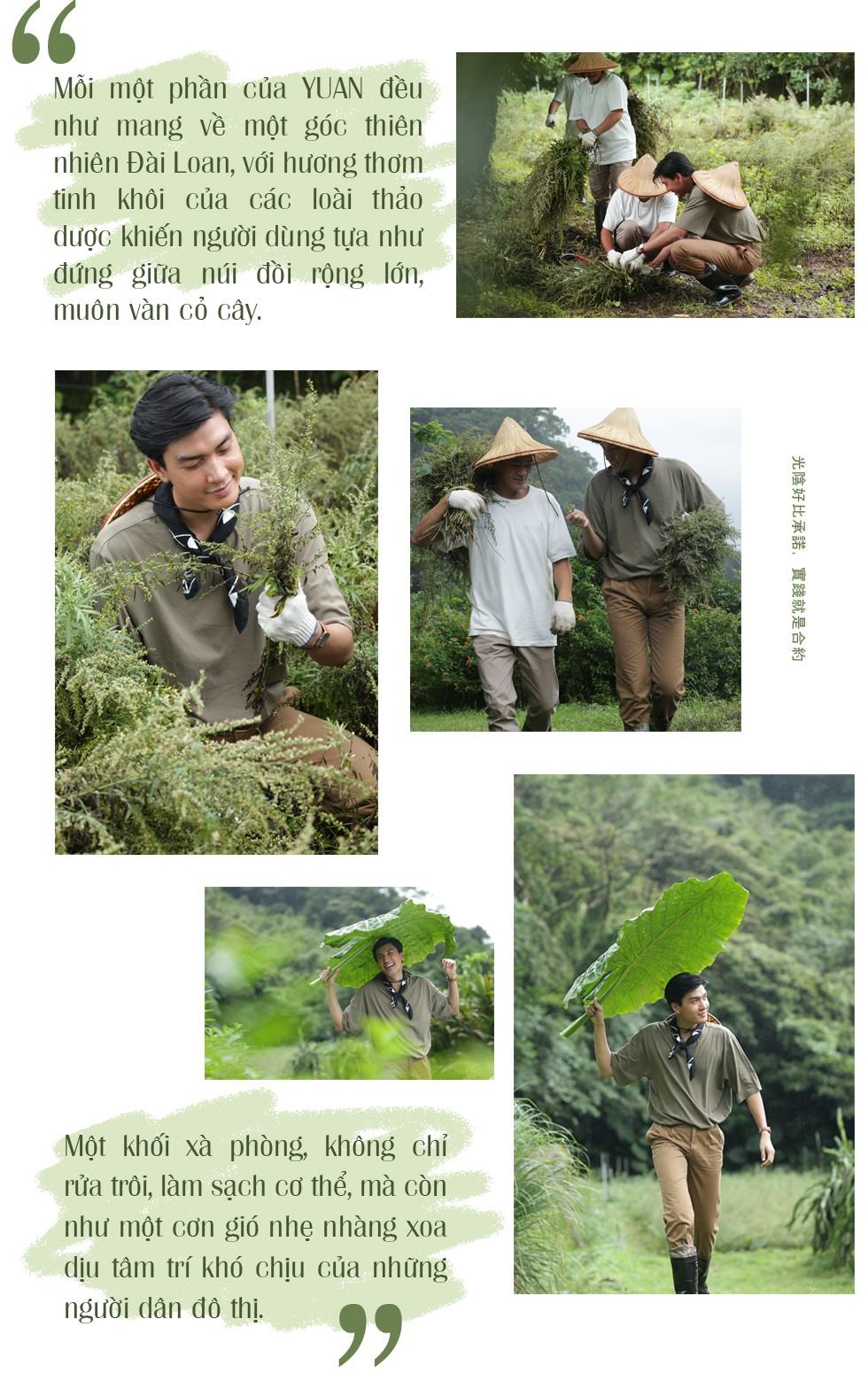 Mỗi 30 giây bán được một bánh xà phòng và câu chuyện về lòng tận tâm với thiên nhiên của Yuan - Thương hiệu chăm sóc da thảo mộc xứ Đài - Ảnh 6.