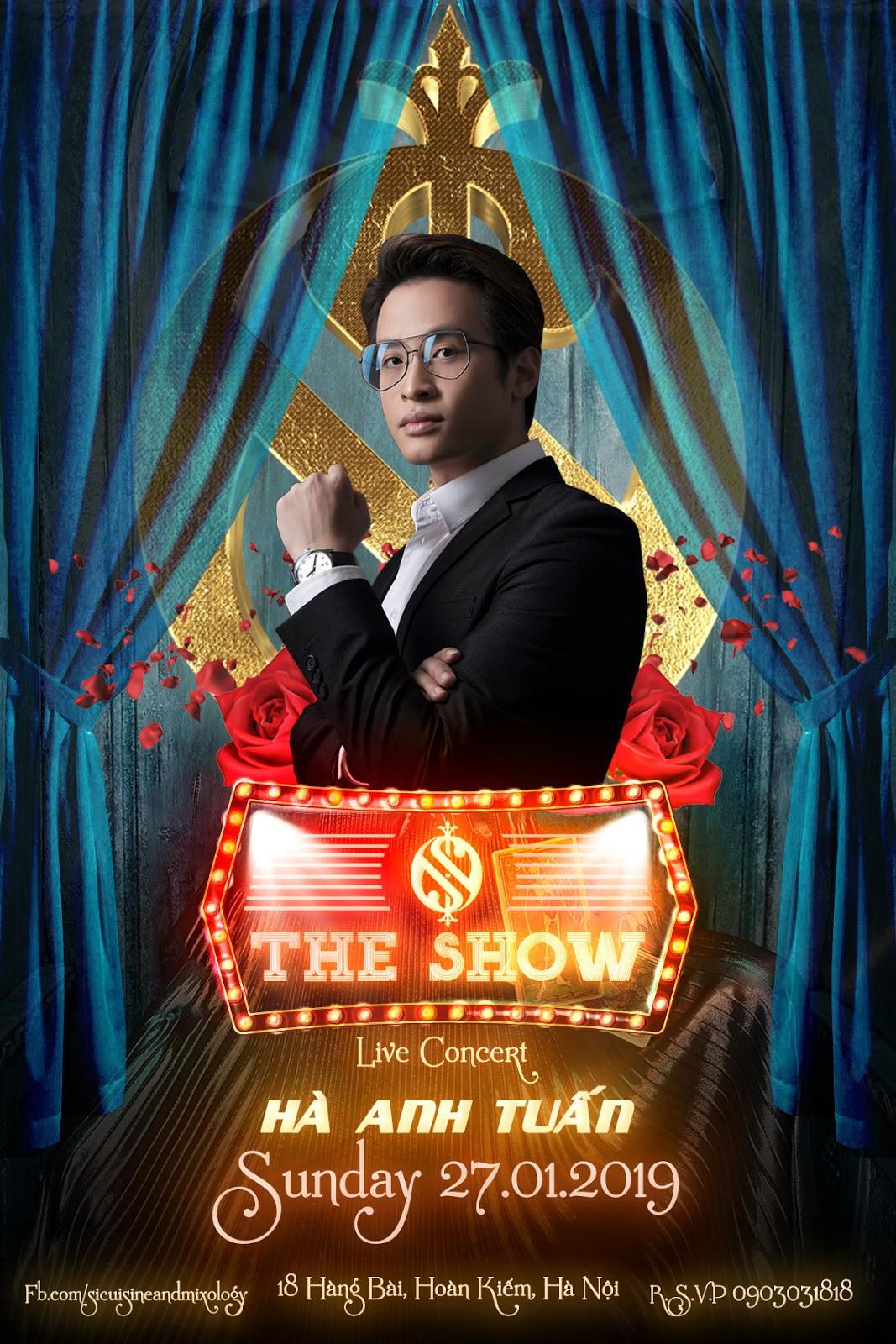 Về Hà Nội đón tết, Hà Anh Tuấn được mời biểu diễn tại đêm nhạc đặc biệt - Ảnh 1.