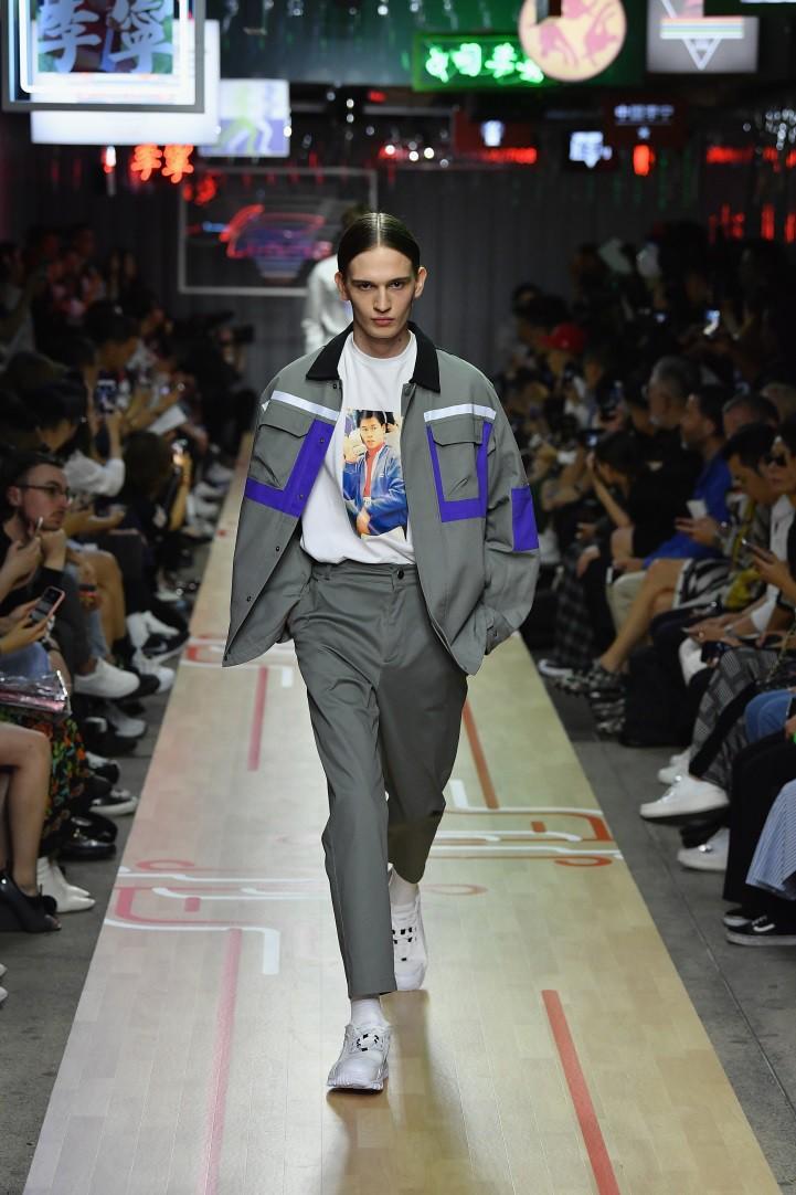 BST Li-Ning Xuân Hè 2019 tại Tuần lễ thời trang Paris - Tương lai của di sản - Ảnh 1.
