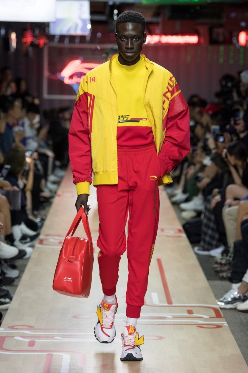 BST Li-Ning Xuân Hè 2019 tại Tuần lễ thời trang Paris - Tương lai của di sản - Ảnh 5.