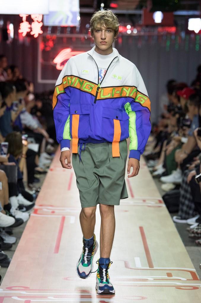 BST Li-Ning Xuân Hè 2019 tại Tuần lễ thời trang Paris - Tương lai của di sản - Ảnh 6.
