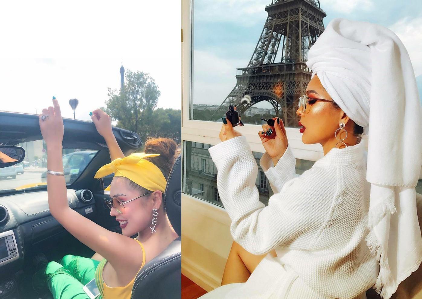 Tina Lê make up: nhân vật truyền cảm hứng cho các thế hệ học trò về làm đẹp - 1 năm nhìn lại - Ảnh 10.