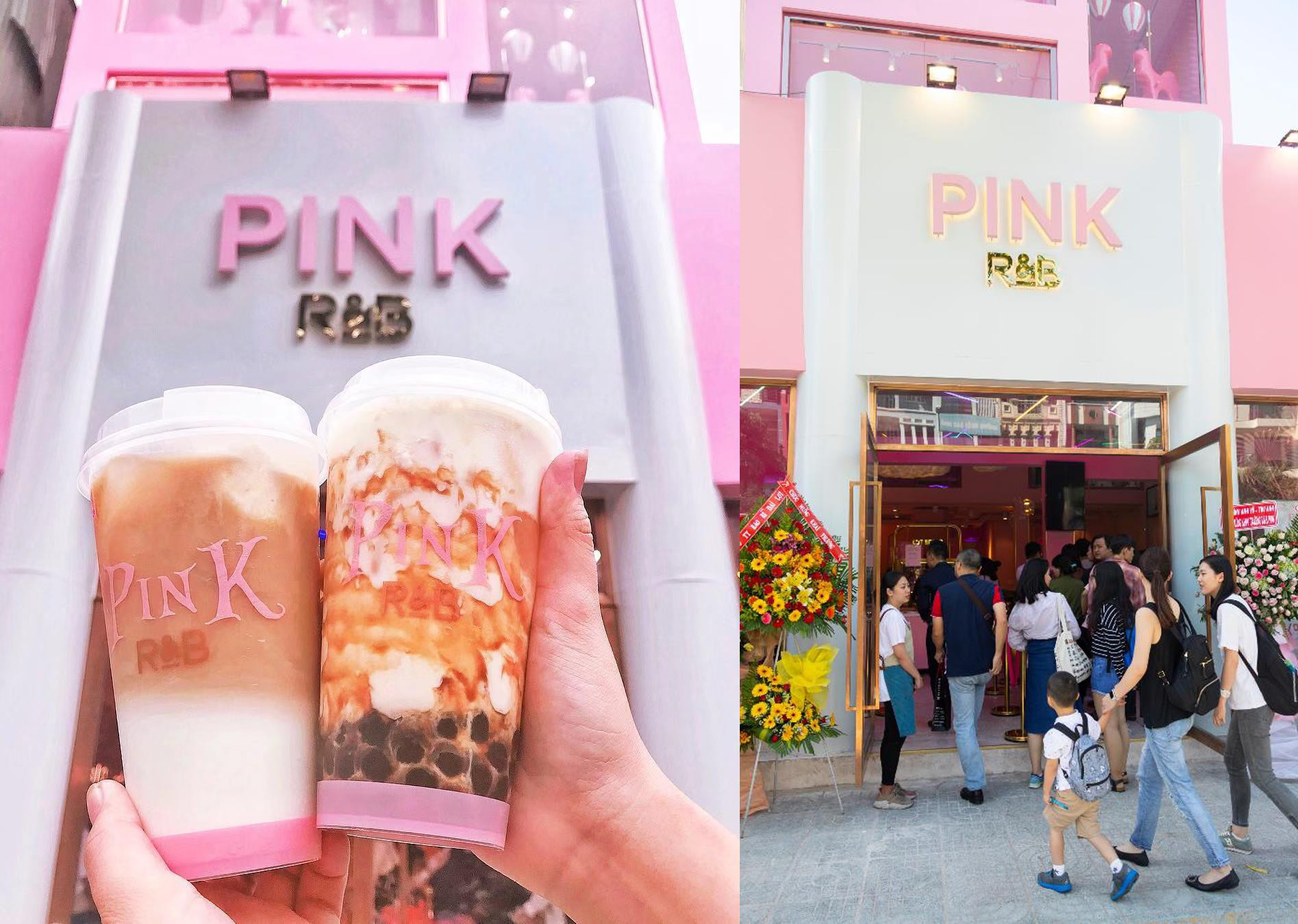 List quán ngon must-have trên đường Phan Xích Long thêm dài với sự xuất hiện của R&B phiên bản Pink độc đáo - Ảnh 1.