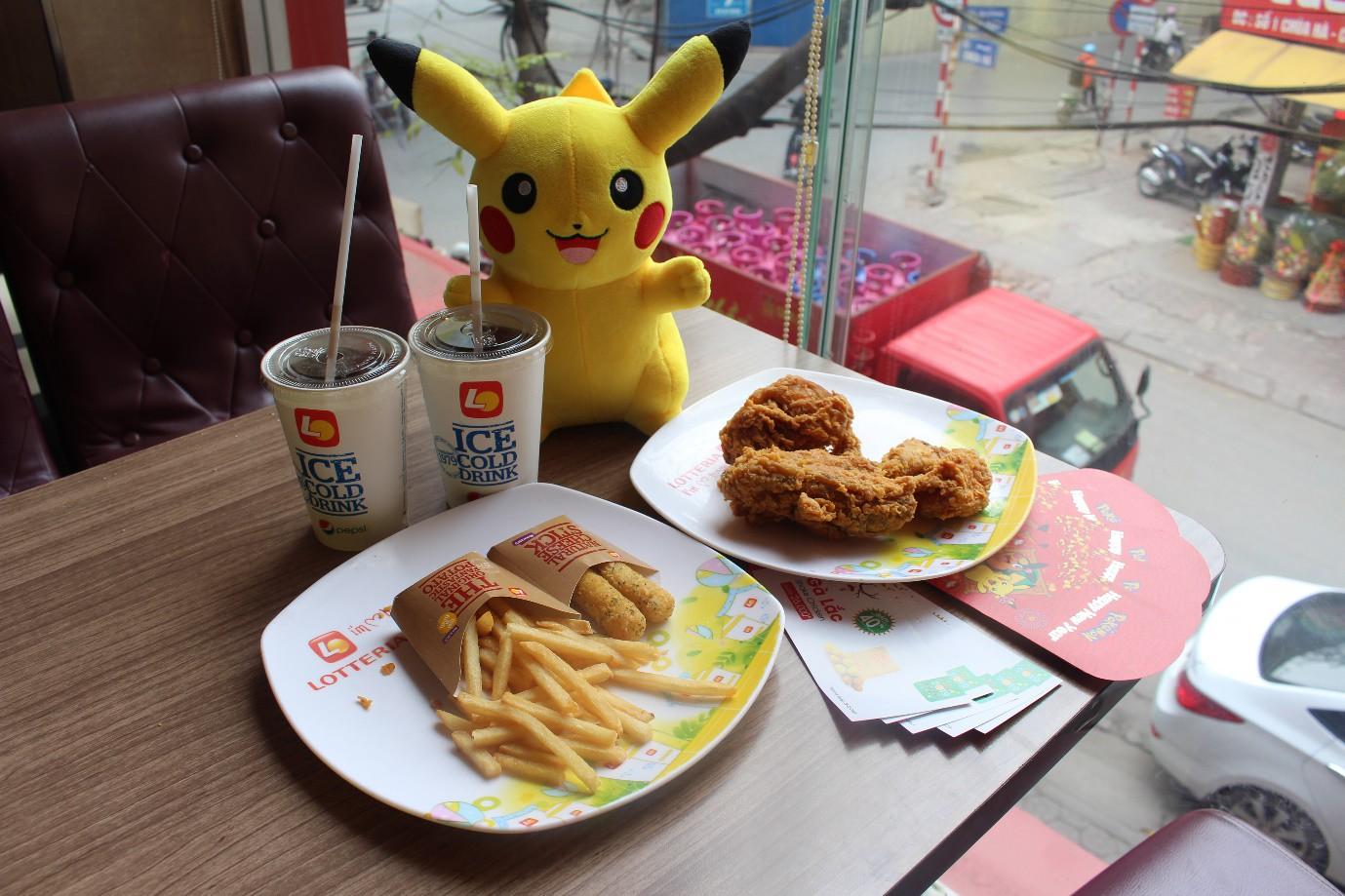 Kỷ hợi vi vu cùng binh đoàn Pikachu - Ảnh 2.