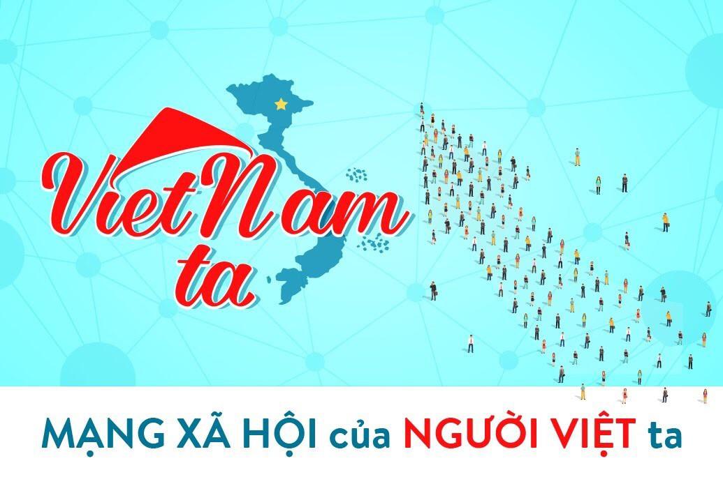 VietNamTa: Mạng xã hội thuần Việt - Ảnh 1.