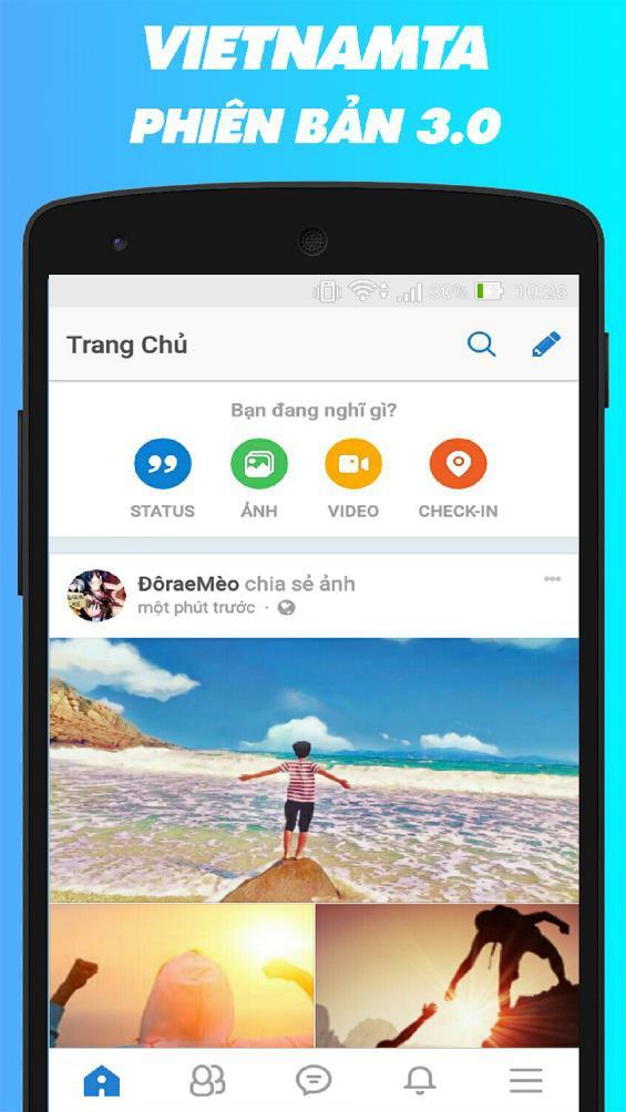 VietNamTa: Mạng xã hội thuần Việt - Ảnh 5.