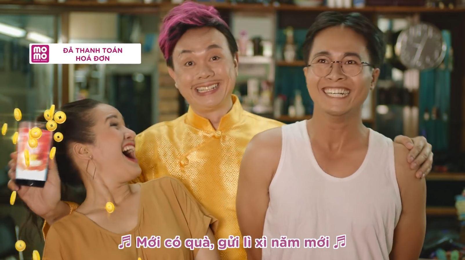 Nghệ sĩ Chí Tài bất ngờ tung MV hài Tết siêu vui - Ảnh 4.
