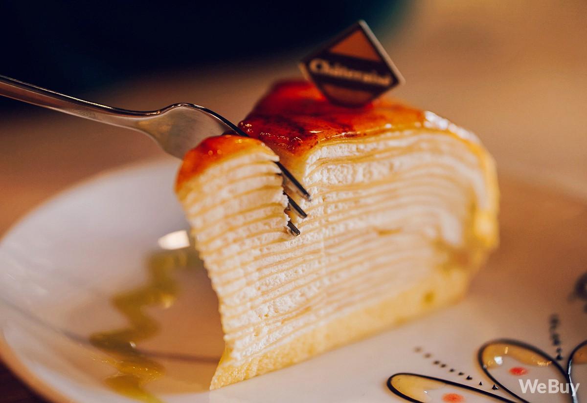 Điểm danh 4 loại bánh ngọt nổi tiếng Nhật Bản có ngay giữa lòng Hà Nội - Ảnh 8.