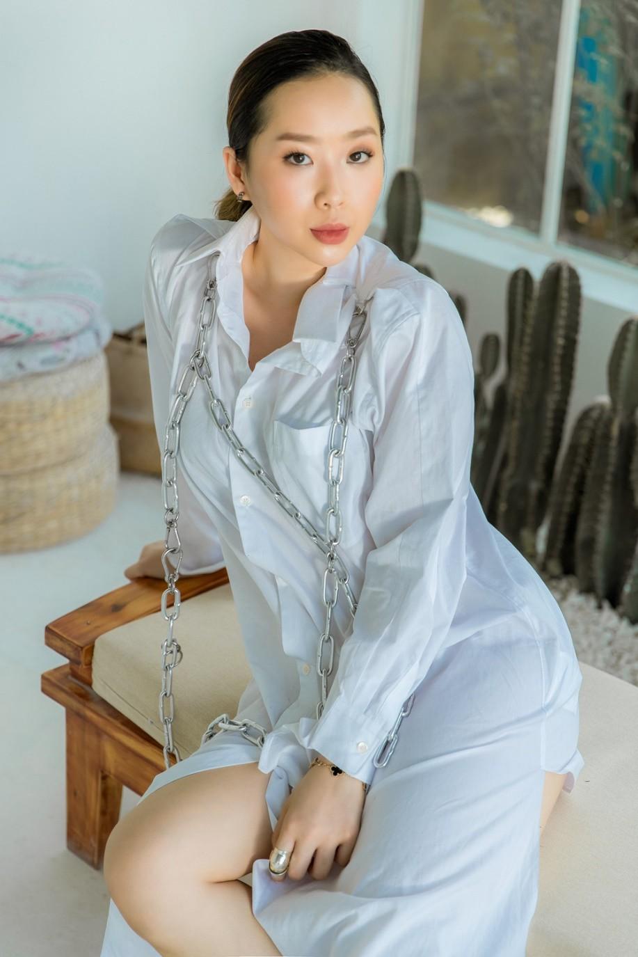 """Gặp gỡ cô nàng du học sinh """"mặc chất"""" như fashionista khiến NTK Văn Thành Công xao xuyến - Ảnh 10."""
