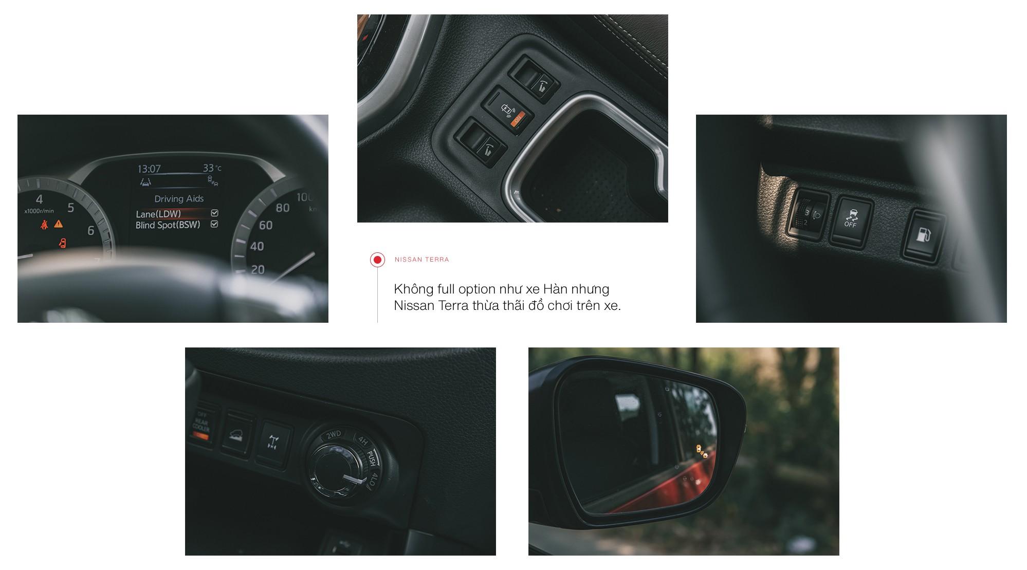 Đánh giá Nissan Terra: SUV 7 chỗ biết chiều chuộng người Việt - Ảnh 9.