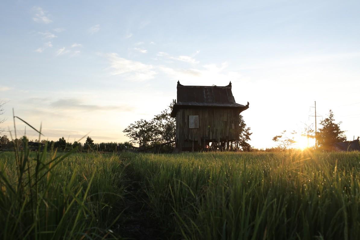 Thất Sơn Tâm Linh ghi dấu ấn với cảnh đẹp yên bình miền Thất Sơn - Ảnh 1.