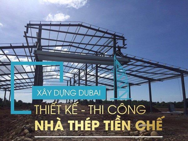 Công ty xây dựng Dubai mở đợt giảm giá xây dựng nhà xưởng kịch sàn năm 2019 - Ảnh 1.