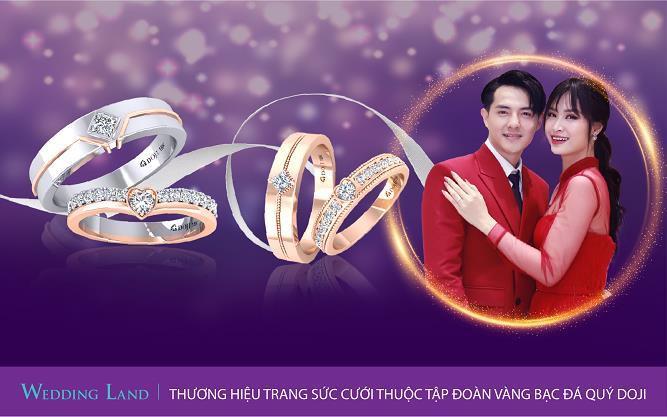 Tuần lễ Trang sức DOJI 2019: Đừng bỏ lỡ 100 cặp nhẫn cưới giá 4.999.999 đồng - Ảnh 3.