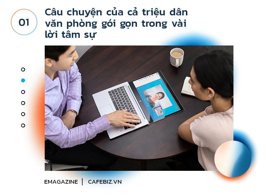 Muốn tối đa hiệu suất của nhân viên, hãy cho họ một văn phòng làm việc hiện đại và giàu cảm hứng sáng tạo! - Ảnh 1.