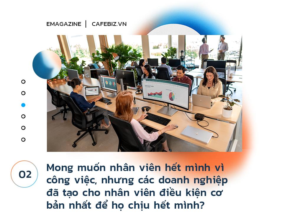 Muốn tối đa hiệu suất của nhân viên, hãy cho họ một văn phòng làm việc hiện đại và giàu cảm hứng sáng tạo! - Ảnh 2.