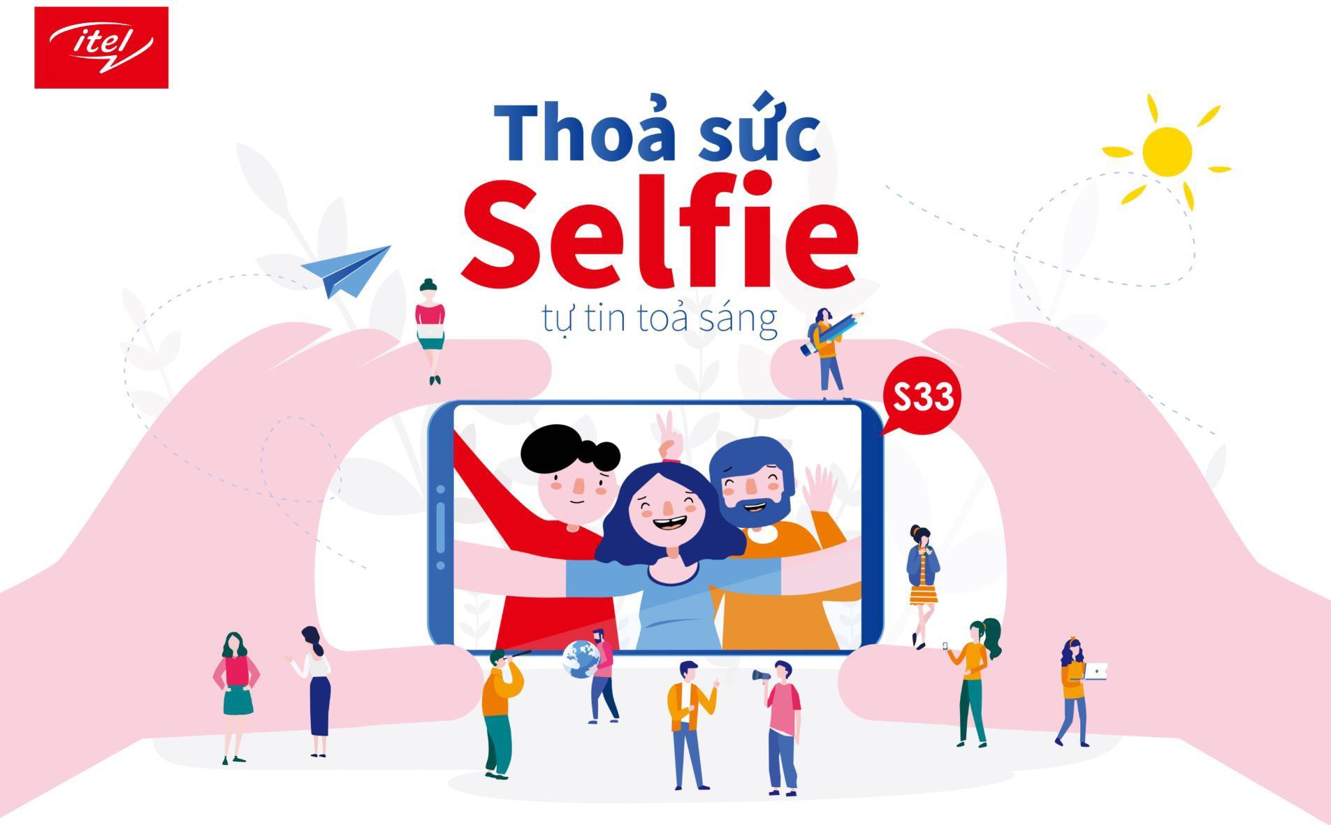 Sân chơi mới cho những ai yêu thích selfie - Ảnh 1.