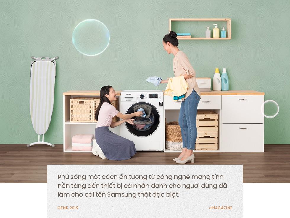 Công nghệ EcoBubble - Sức sáng tạo mãnh liệt của Samsung không chỉ ở riêng smartphone - Ảnh 3.