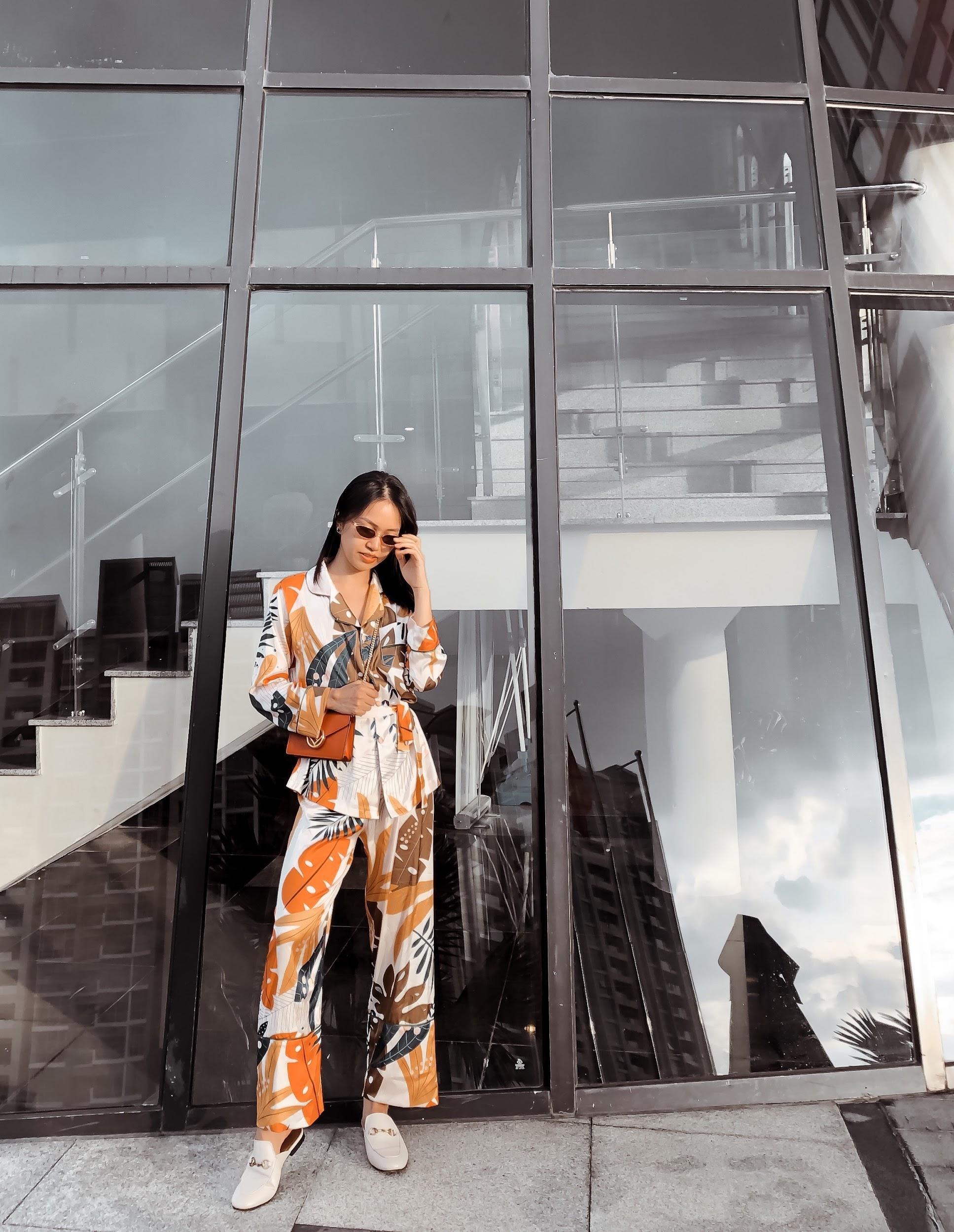 Từ khi nào pyjama trở thành streetwear thế này? - Ảnh 5.