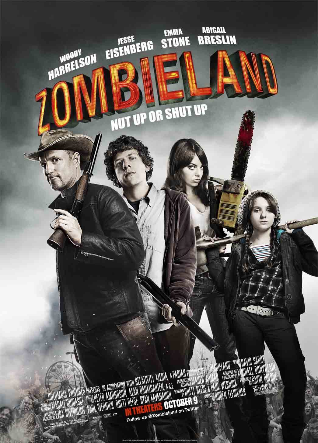 """Sau 10 năm dài, """"Zombieland"""" đã chính thức hội ngộ khán giả Việt Nam - Ảnh 1."""