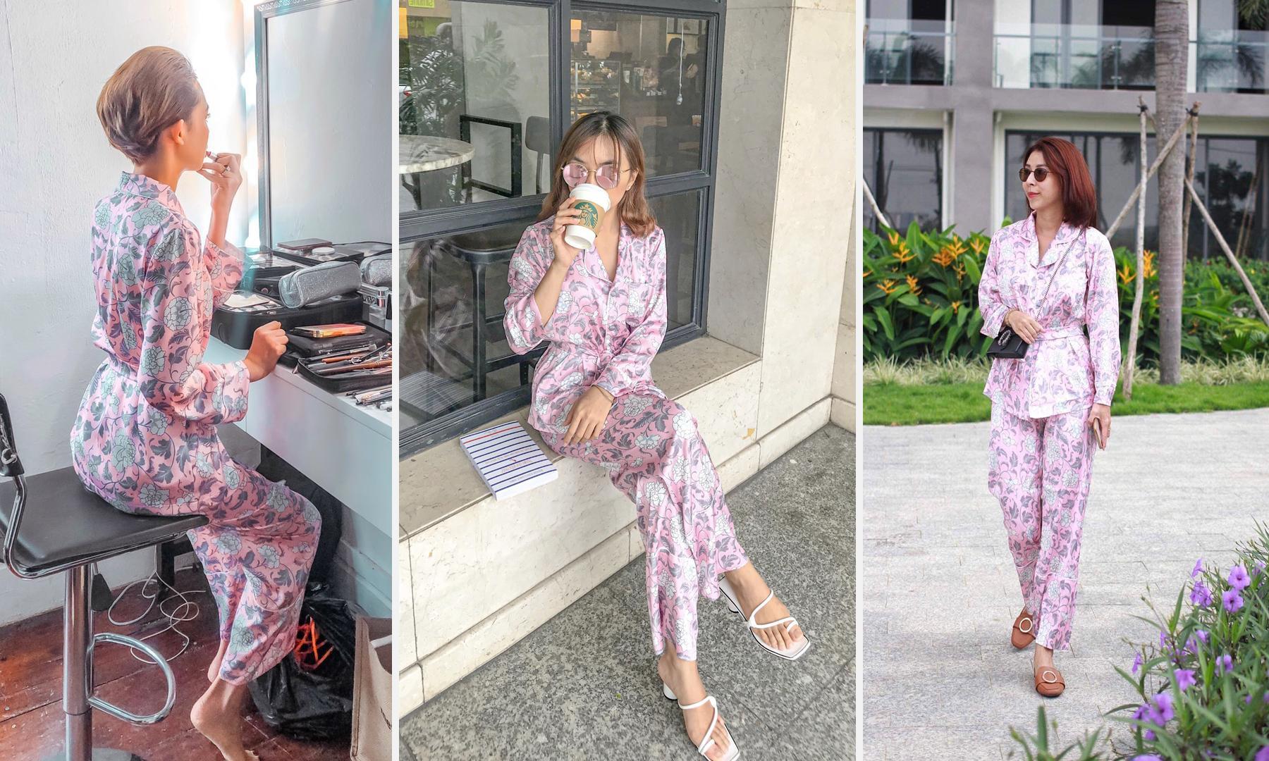 Từ khi nào pyjama trở thành streetwear thế này? - Ảnh 3.