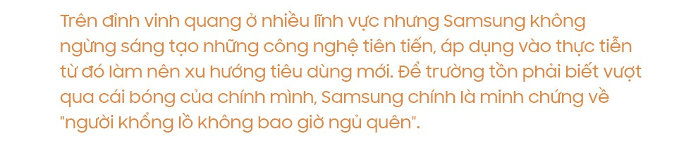 Công nghệ EcoBubble - Sức sáng tạo mãnh liệt của Samsung không chỉ ở riêng smartphone - Ảnh 1.