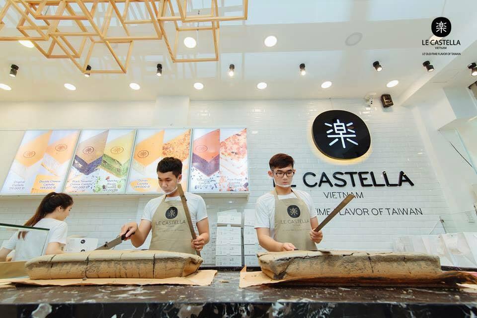 """Lộ diện thương hiệu bánh mới """"hợp lòng teen"""" của Le Castella Việt Nam: Mô hình mới toanh, 4 vị hot giá cực mềm tay - Ảnh 1."""
