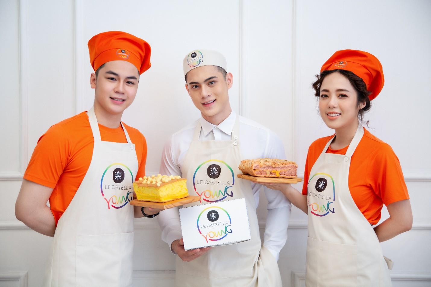 """Lộ diện thương hiệu bánh mới """"hợp lòng teen"""" của Le Castella Việt Nam: Mô hình mới toanh, 4 vị hot giá cực mềm tay - Ảnh 2."""