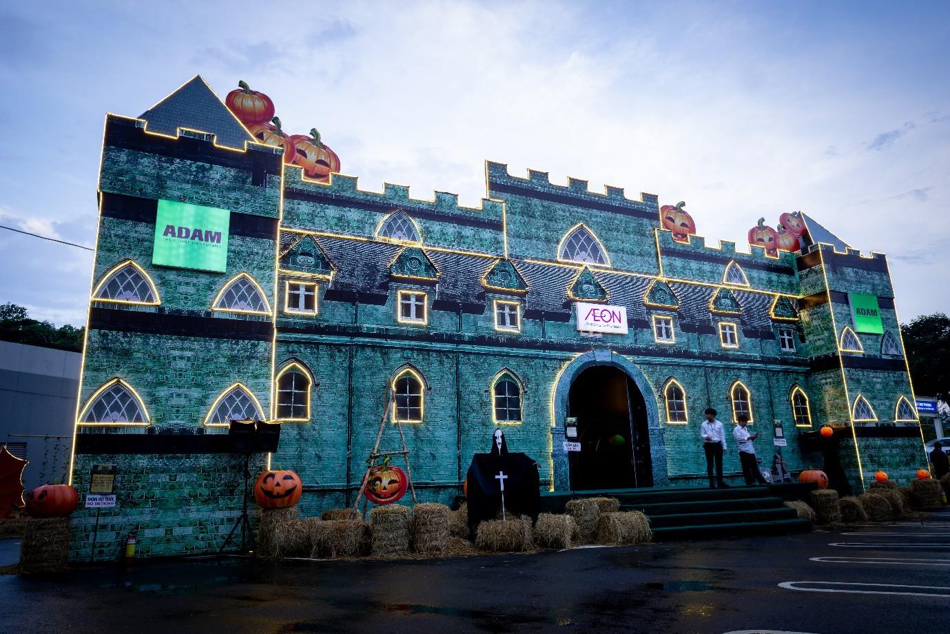 Trải nghiệm Halloween huyền bí tại Aeon Mall Tân Phú Celadon - Ảnh 1.