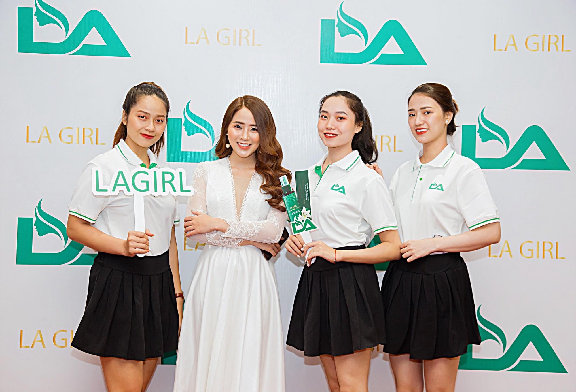 LA girl giới thiệu bộ xả gội mới hỗ trợ phục hồi tóc hư tổn ngay sau lần đầu sử dụng - Ảnh 2.