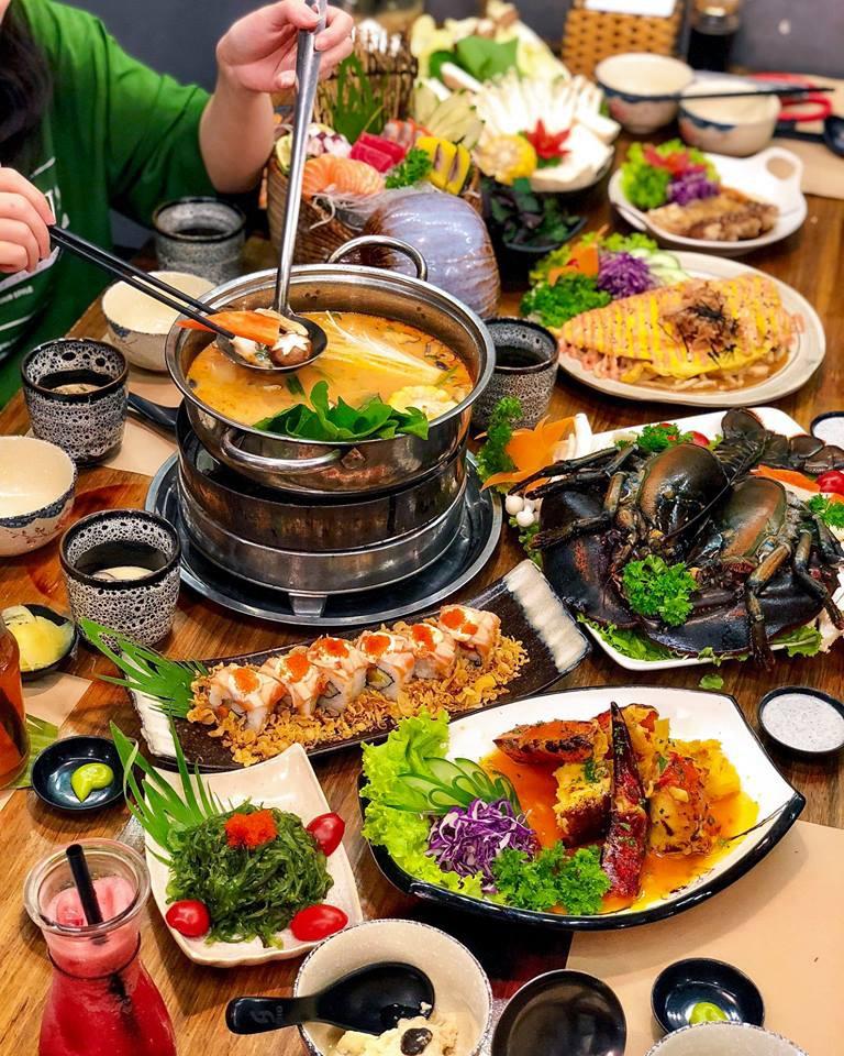 Khám phá năm châu cùng 5 quán ăn nổi tiếng quận Đống Đa - Ảnh 2.