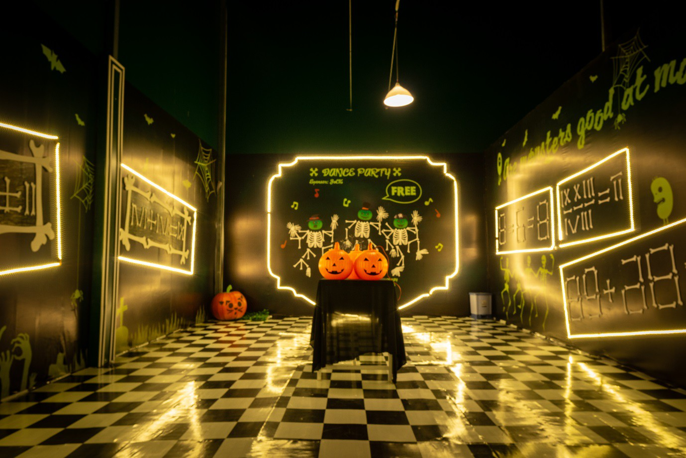 Trải nghiệm Halloween huyền bí tại Aeon Mall Tân Phú Celadon - Ảnh 5.