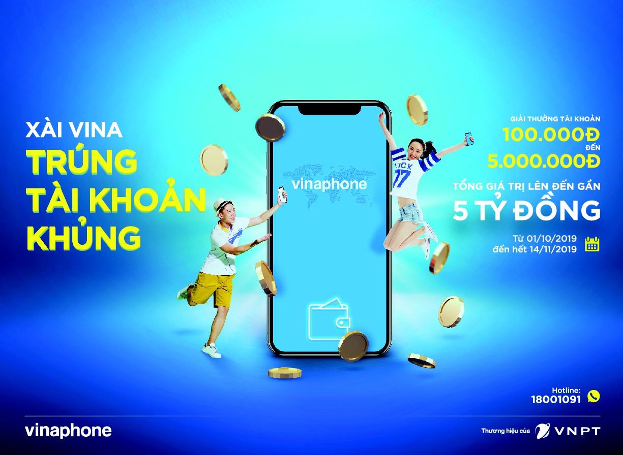 VinaPhone chi 5 tỷ khuyến mãi cho thuê bao trả trước - Ảnh 3.