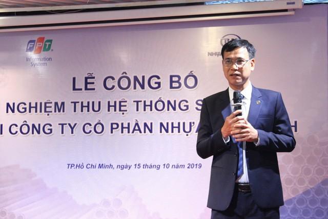 FPT IS giúp Nhựa Bình Minh nâng tầm quản trị với SAP - Ảnh 2.